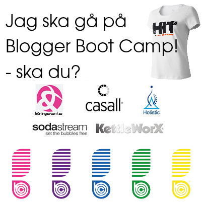 Blogger Boot Camp